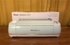 Cricut Explore Air 2 - Excellent condition