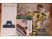 Xbox One S LIMITED EDITION Deep Blue 500GB FIFA17 + Forza Horizon bundle FOR SALE OR SWAP