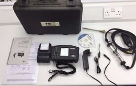 TSI 6130 flue gas Analyser with kit