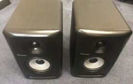 Pioneer S-DJ50X 2-way Monitor Speakers