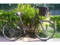 2018 NORCO MALAHAT 21-SPEED STEP THRU BIKE BICYCLE - EXCELLENT CONDITION