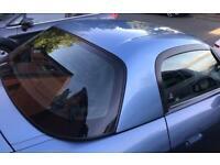 Honda S2000 OEM Hardtop with fitting kit Suzuka blue