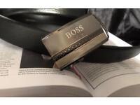Charming Hugo boss belt
