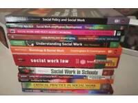 Social work book bundle