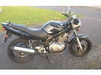 2005 Suzuki GS500 K4 only 2358 miles! MINT CONDITION, 27in SEAT HEIGHT, SUITABLE FOR A2 LICENCE