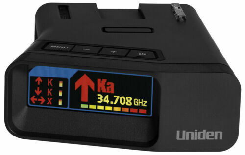 Uniden R7 Radar Laser Detector Dual Antenna GPS AUTHORIZED SELLER