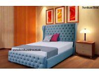 Makawa Bed+Mattresse+Ottomon Box+Free Delivery