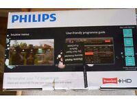 PHILIPS DIGITAL RECORDER- FREEVIEW + HD MODEL No. HD TP 8530 500 gb HARD DISH