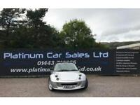 SMART ROADSTER BRABUS 0.7 TURBO EXCLUSIVE (silver) 2005