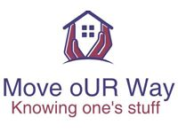 Moveourway House removal and clearances