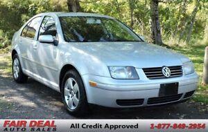 2007 Volkswagen City Jetta 2.0: Heated Seats/Great Fuel Economy
