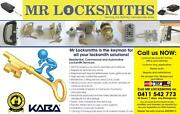 MR LOCKSMITHS Roselands Canterbury Area Preview