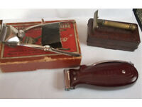 vintage razors and clippers
