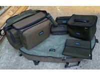 Carp fishing - Aqua Fishing luggage/Landing Matt (deluxe)