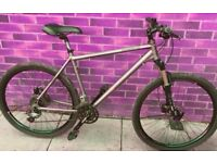 Boardman pro large frame mountain bike