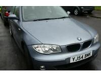 BMW 116i 5-dr with 12 months MOT Full Service History £2500