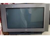 Sony Tintron CRTV ~ (22.4in) ~ £20