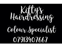 Award winning hairdresser - Based in Basildon & mobile