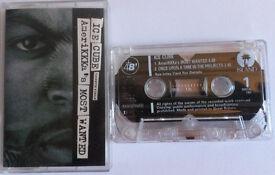Cassette Singles. Ice Cube, Killing Joke, Janet Jackson, Basement Jaxx