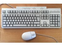 Sony Vaio Mouse & Keyboard
