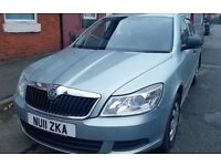 2011 Skoda Octavia 1.6 TDI CR S 5dr (£30/year Tax) 1Z Facelift Model (Full Leather Seats)