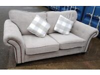 Dfs Scroll arm 3 seater sofa Excellent condition