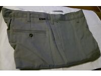 Assorted Sizes Work Trousers, Some FR Some Non FR. Charcoal, Gray, Khaki New