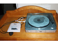 Tevion Usb turntable