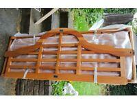 3 Seater Lutyens Garden Bench British Design Classic