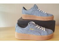 Puma x Rihanna Suede Creepers, Brand New In Box, Size 6.5