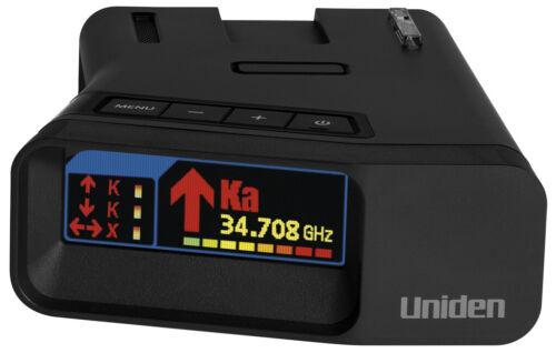 Uniden R7 Radar Laser Detector Dual Antenna GPS IN STOCK 2 day shipping