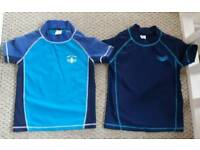 Next UV Swim Rash Tops Age 5