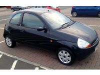 Bargain Ford Ka - low mileage and long MOT!