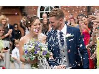 Natural and Sincere Wedding Photography - LIMITED OFFER - Ending July 2021