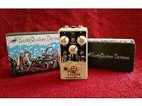 Earthquaker Devices Dunes Overdrive Distortion Pedal EQD Palisades Tubescreamer TS808