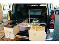 2012 Peugeot Partner Mini Camper Van