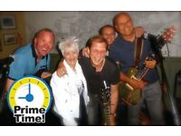 Prime Time 5 piece party band! now taking bookings