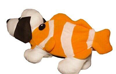ed Clownfish Halloween Costume Parade Gold Fish S M L NEW (Goldfish Halloween-kostüm)