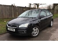 FORD FOCUS 1.6 GHIA - AUTOMATIC