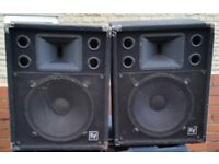 PA Equipment for sale in Rotherham Speakers, Shure Mics, cables etc