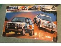 Vintage Tomy Aurora AFX Daredevil Rally