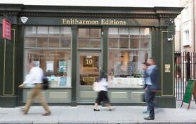 Bright retail space in Central London, with basement offices, kitchen and storage spaces