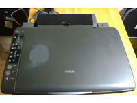 Epson Stylus DX5050 All In One Printer
