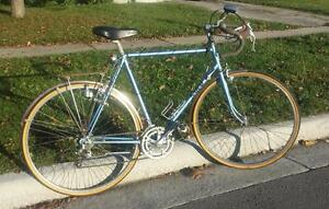 "Road Bike For Sale, SAKAI, 23-INCH FRAME, MADE IN JAPAN,  27""-TIRES, 12 SPEED."