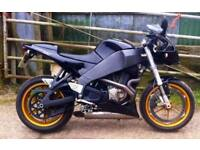 Buell XB 1200R Firebolt 2004 only 7500 miles .poss px for motocross bike