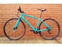 Whyte Cambridge Hybrid Bike. Lovely Condition - Medium Frame