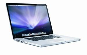 MacBook Pro (Mid 2010) - 17 Screen - Intel Core i7 - 8 GB RAM -180 SSD - DEAL OF THE DAY !