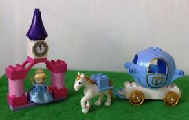 Lego Duplo Cinderellas horse and carriage