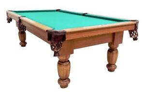 4'x8' Slate Used Dufferin Pool Table, INSTALLED $1995.95