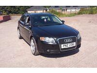 AUDI A4 2.0 TDI ESTATE 2005 MOT 01/04/17